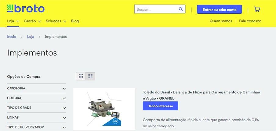 Broto website